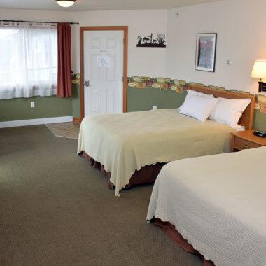 Sitka Hotel room